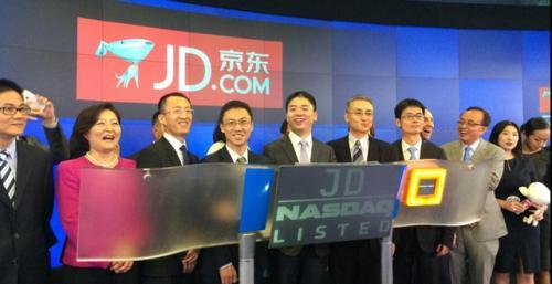 JD rises to challenge Alibaba in the endless e-commerce battle.