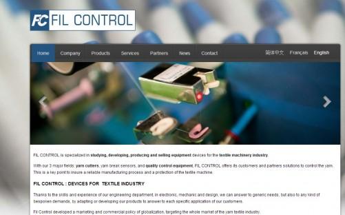 E-business for a sensor Manufacturer