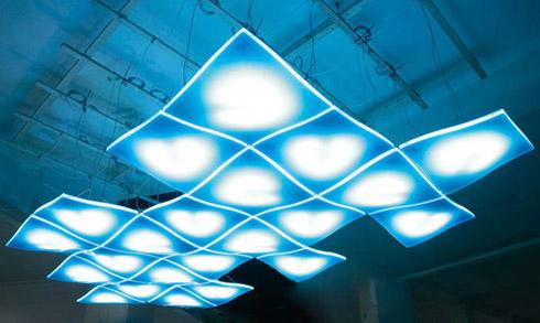 lampe en Chine