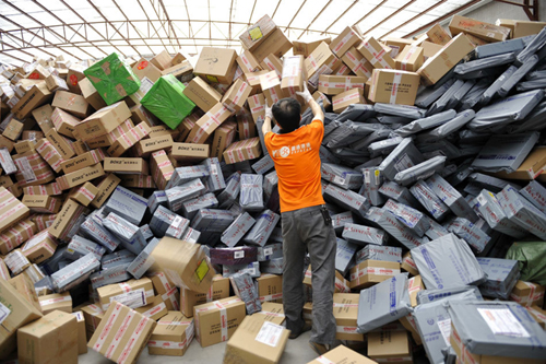 "Chinese E-Commerce is ""on fire"" $143billions +43% growth (end of 2015)"