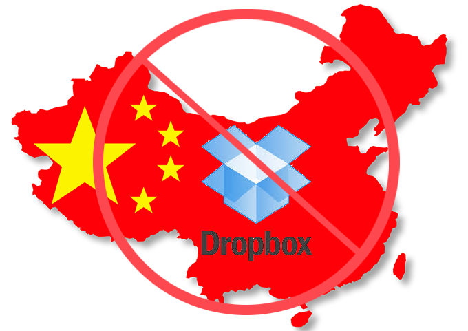 dropbox-blocked-in-china