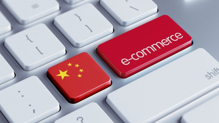 Cross-Border ecommerce trending in China