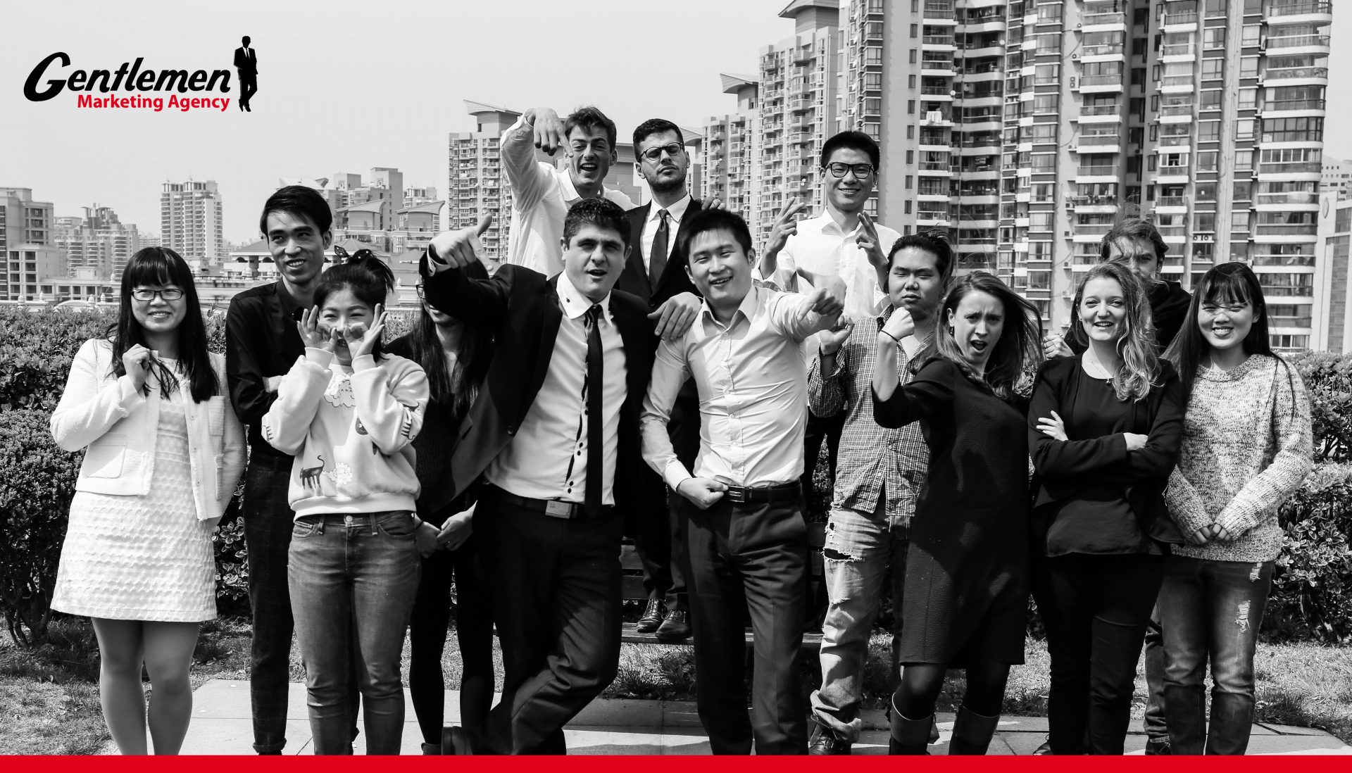 Gentlemen Marketing Agency is expanding and  open  new Workplaces in China