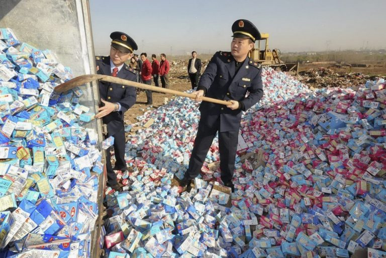 China Introduces Infant Formula Brand Restrictions