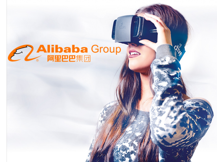 Alibaba innovated and surprised with the AR , AI