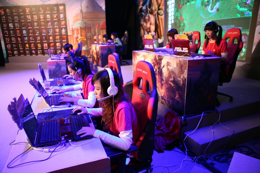 gamers-chinese