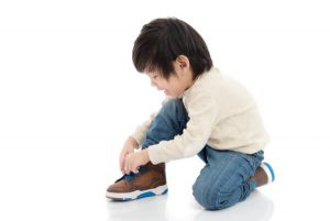 Children footwear is very profitable category to sell shoes in China