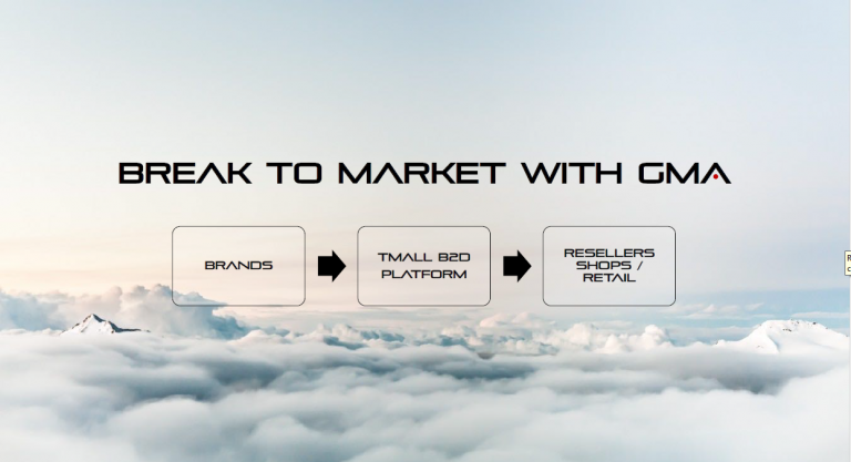 China Online Distributor for International Brands
