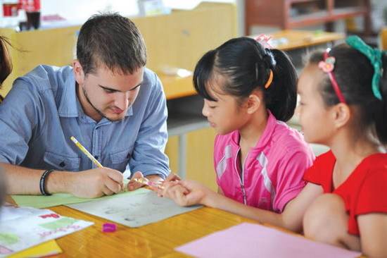 Shanghai international schools are priced up to reach Wealthy Chinese
