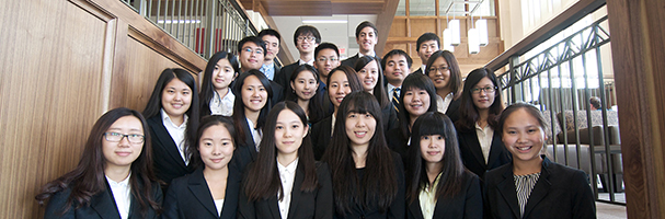 How to market a business School in China