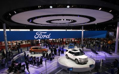 Ford and Alibaba Explore Strategic Collaboration
