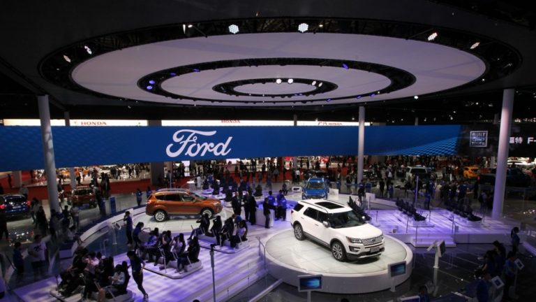 Ford and Alibaba Explore Strategic Collaboration
