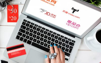 key of E-commerce in China
