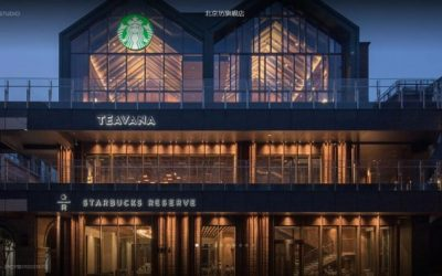 China's Growing Coffee Culture