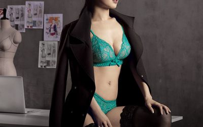 How did japanese AV Idol Sora Aoi do e-commerce in China ?