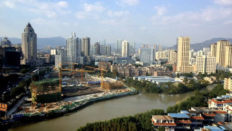 Targeting Small Chinese Cities with Digital