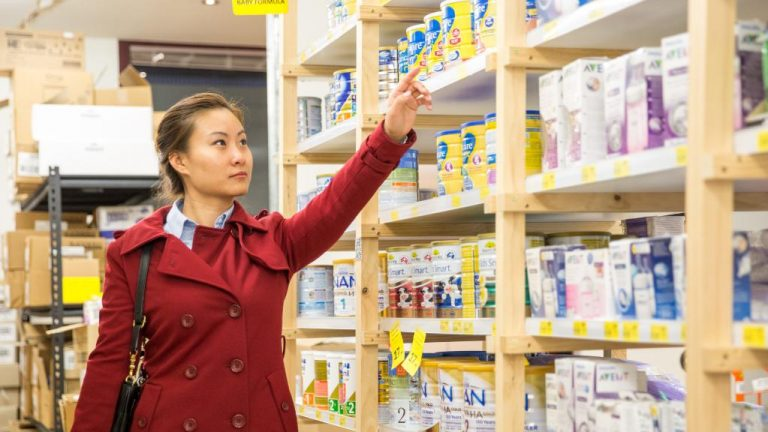 Chinese Consumers are willing to buy more Imported Products