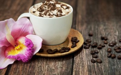 Coffee and tea franchises are increasing in China