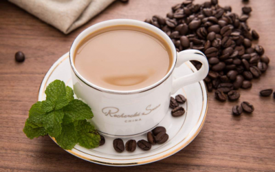 Coffee or Tea ? A growing trend in China