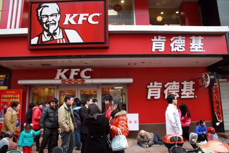 China's KFC reinvented its marketing strategies
