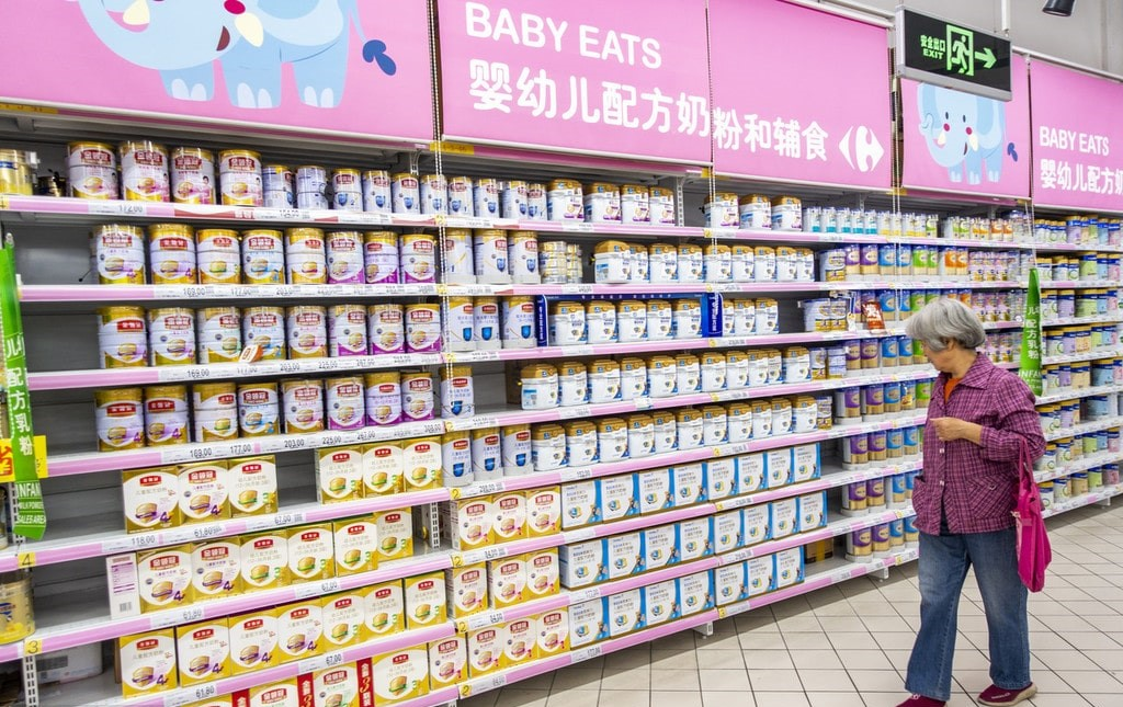 JD: the best eCommerce platform to sell infant formula in China?