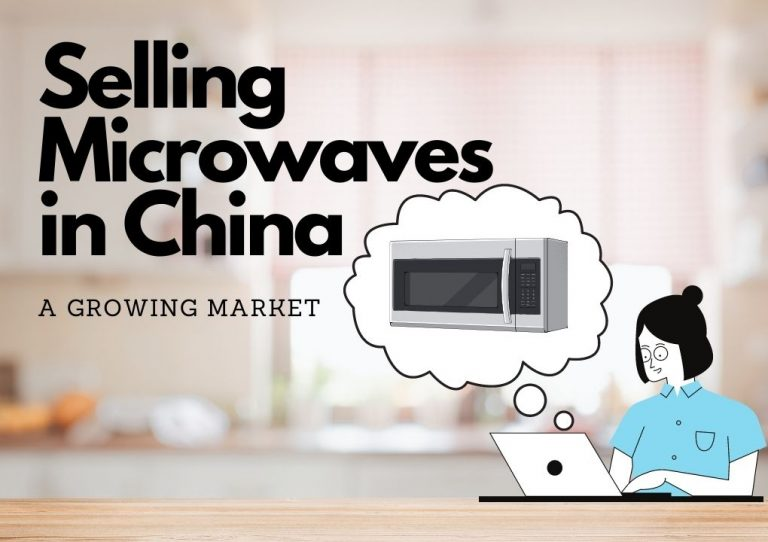 Selling Microwaves Online in China: A Growing Market